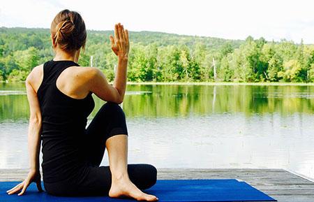 yoga training london